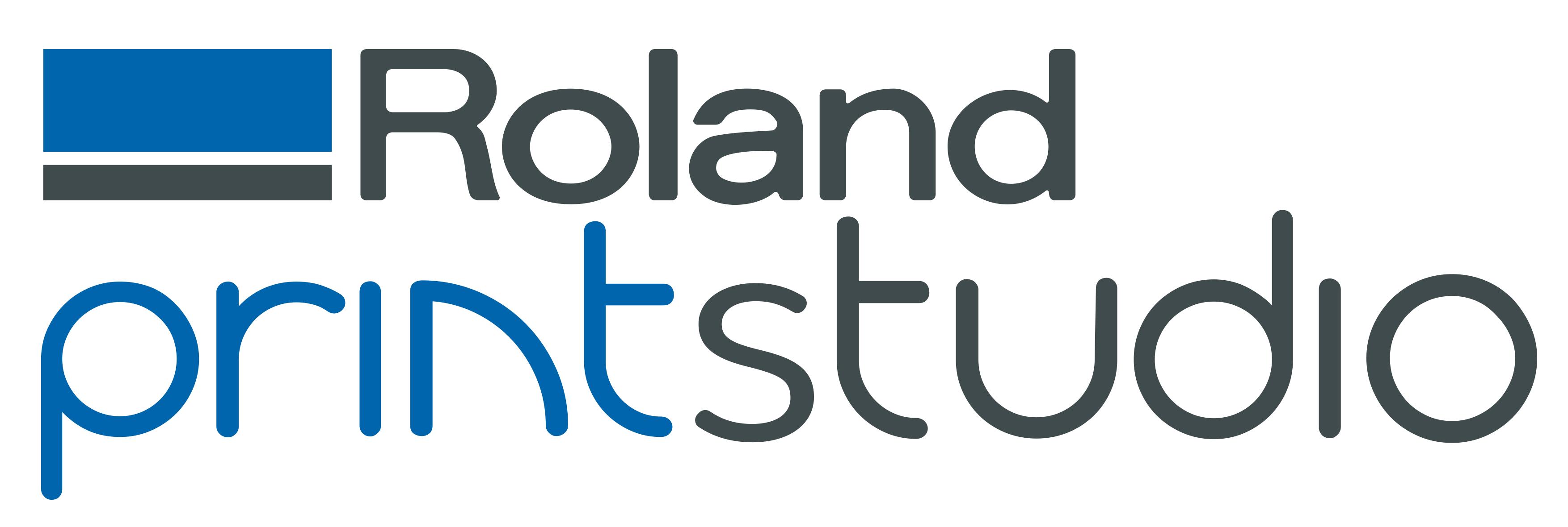 Roland Print Studio